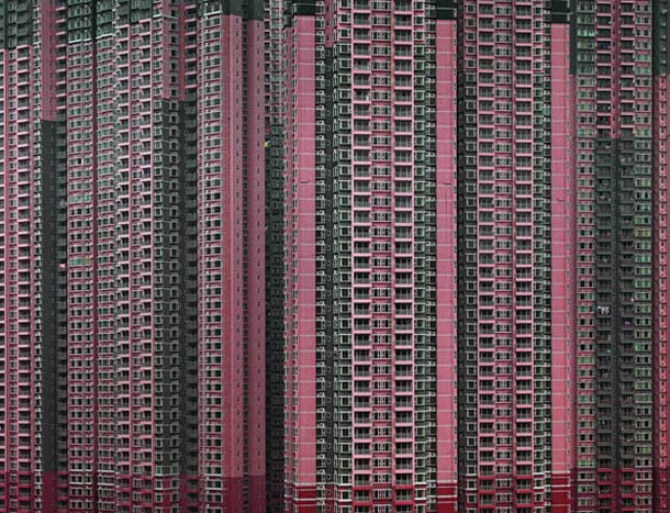 Hong Kong Architecture Michael Wolf 6