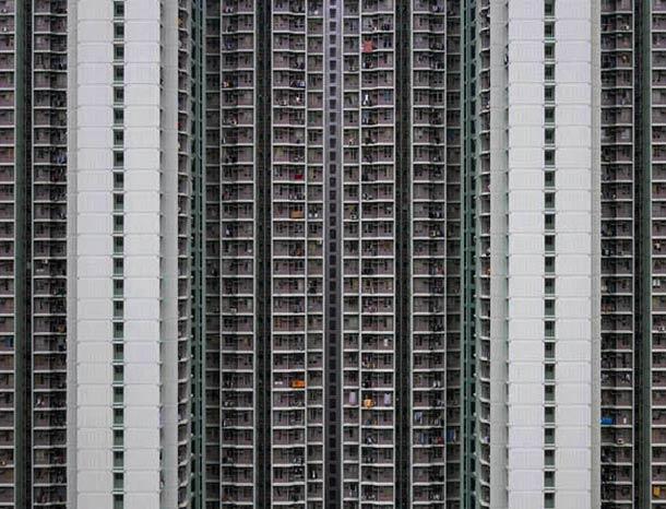 Hong Kong Architecture Michael Wolf 7