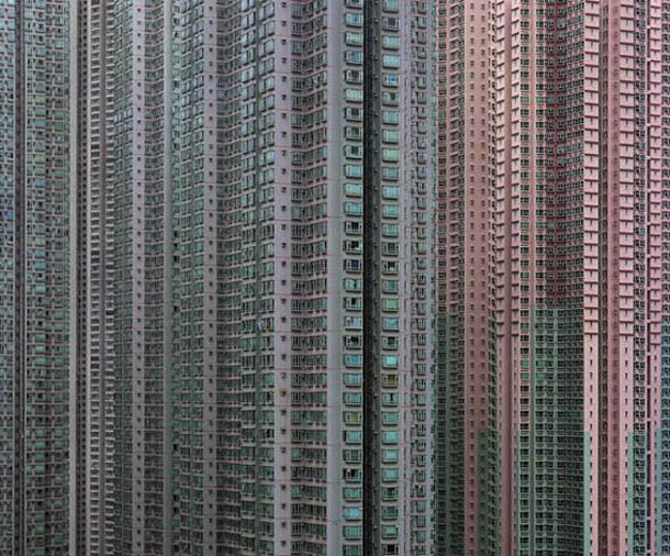 Hong Kong Architecture Michael Wolf 8