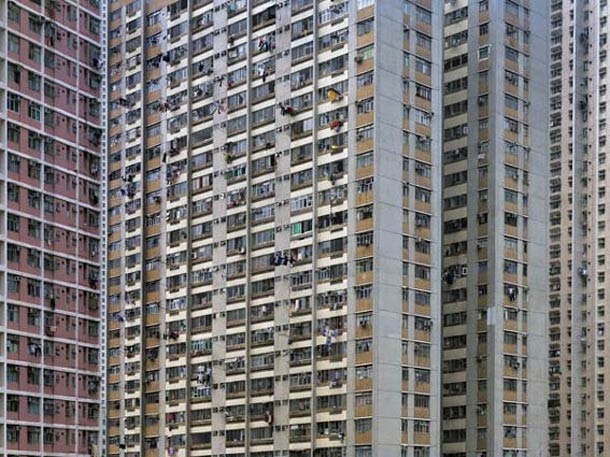 Hong Kong Architecture Michael Wolf 9
