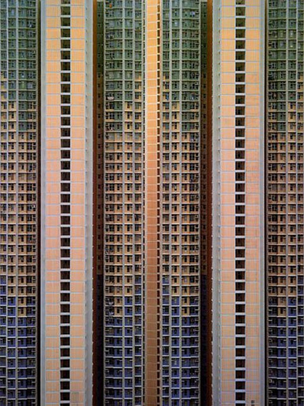 Hong Kong Architecture Michael Wolf