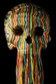 intricate skull sculptures Jim F. Faure 9
