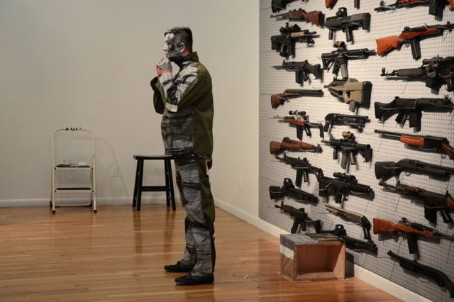 invisible man Liu Bolin 14