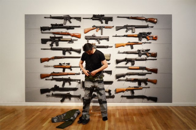 invisible man Liu Bolin 4