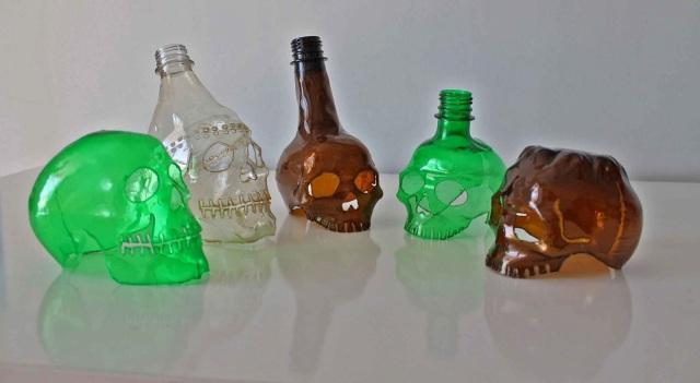 Plastic skulls franco reyes 17