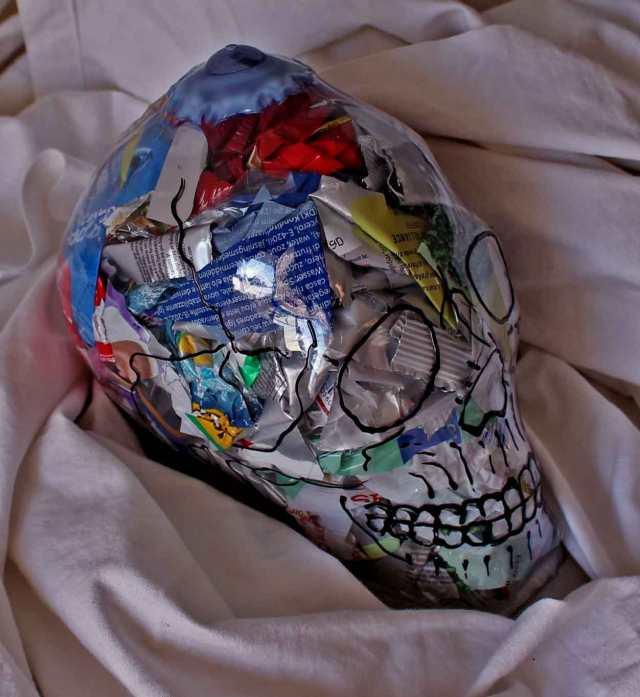 Plastic skulls franco reyes 22