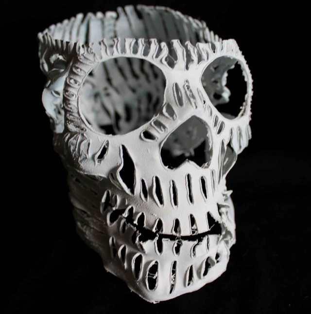 Plastic skulls franco reyes 9
