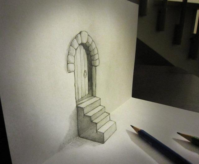 amazing three-dimensional illusions alessando diddi 13