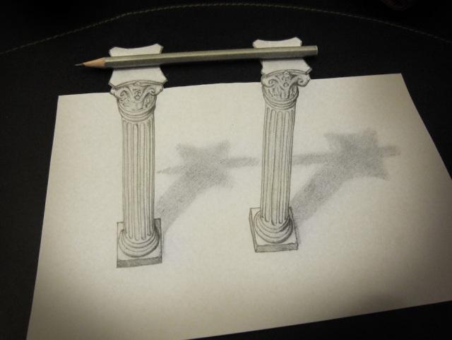 amazing three-dimensional illusions alessando diddi 5