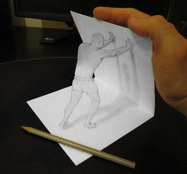 amazing three-dimensional illusions alessando diddi 6