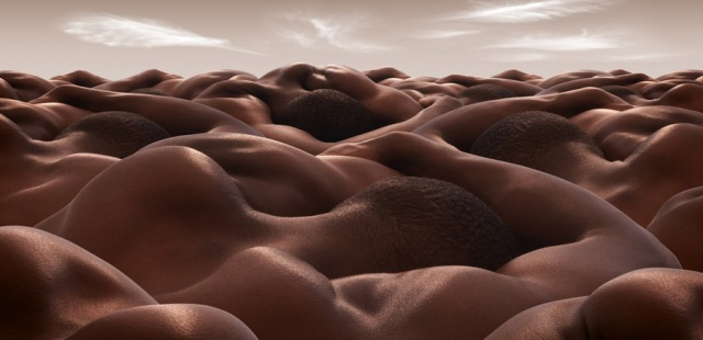 Bodyscapes Carl Warner 10