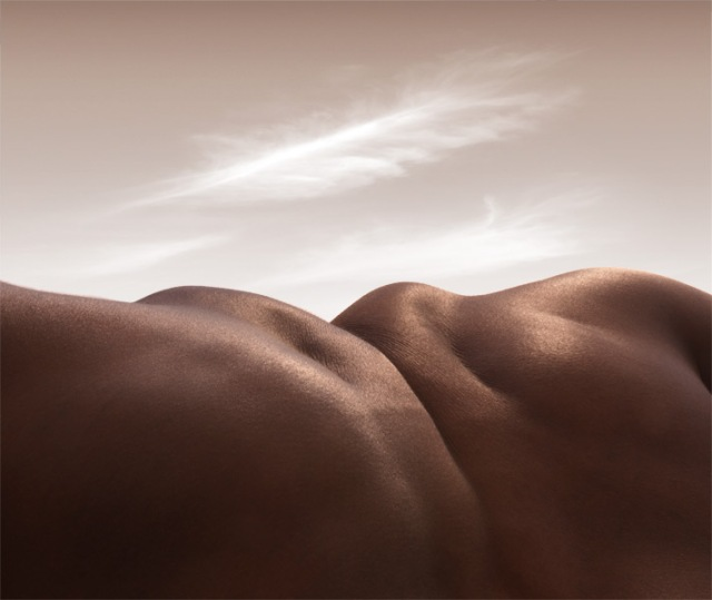 Bodyscapes Carl Warner 12