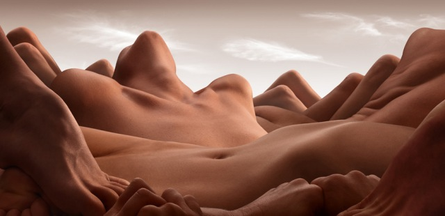 Bodyscapes Carl Warner 13