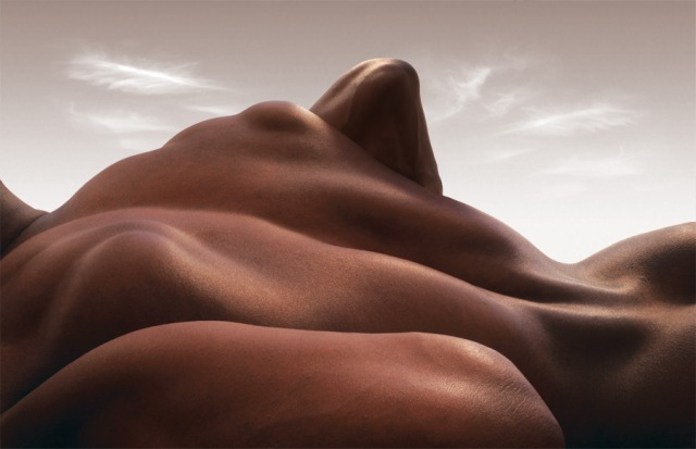 Bodyscapes Carl Warner 6