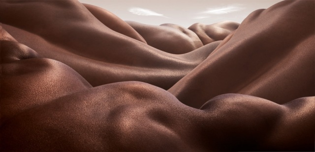 Bodyscapes Carl Warner 8