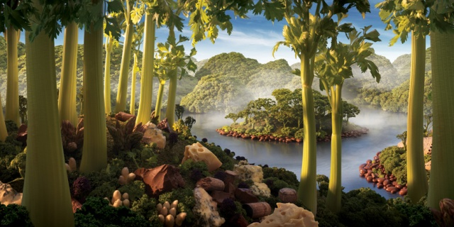 foodscapes carl  warner 20