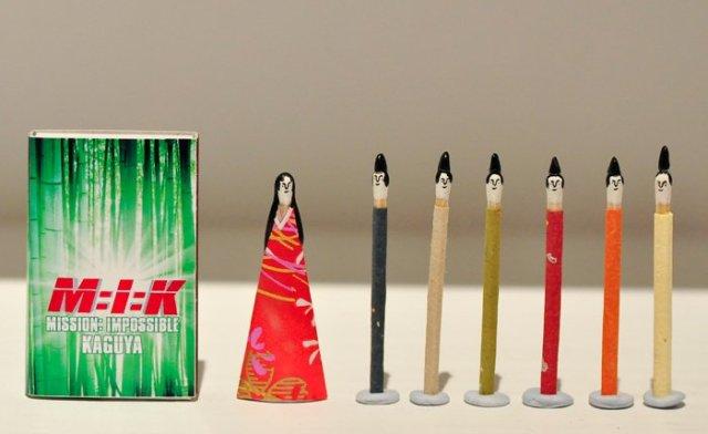 Hiromi Hirasaka  matchstick head 11