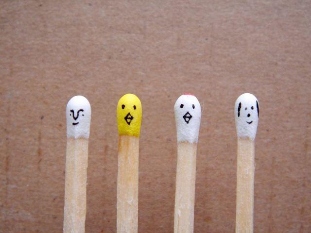 Hiromi Hirasaka  matchstick head 12