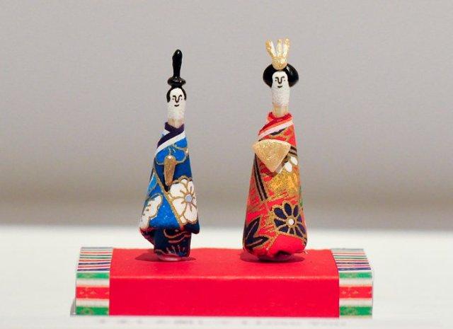 Hiromi Hirasaka  matchstick head 14
