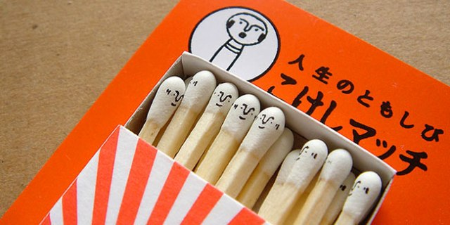 Hiromi Hirasaka  matchstick head 3