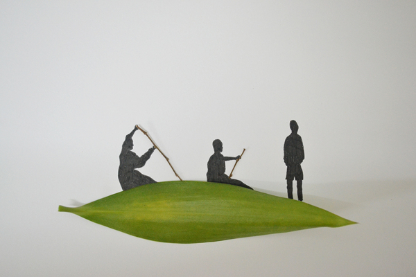Leaf art Tang Chiew Ling. 6