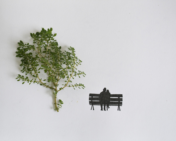 Leaf art Tang Chiew Ling. 7