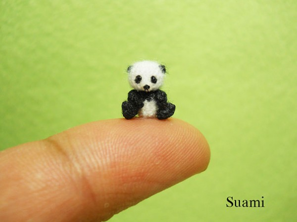 Miniature Crocheted Animals by Su Ami 2