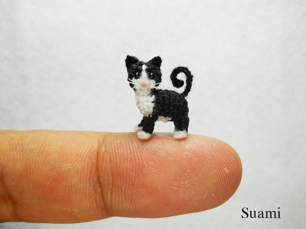 Miniature Crocheted Animals by Su Ami 6