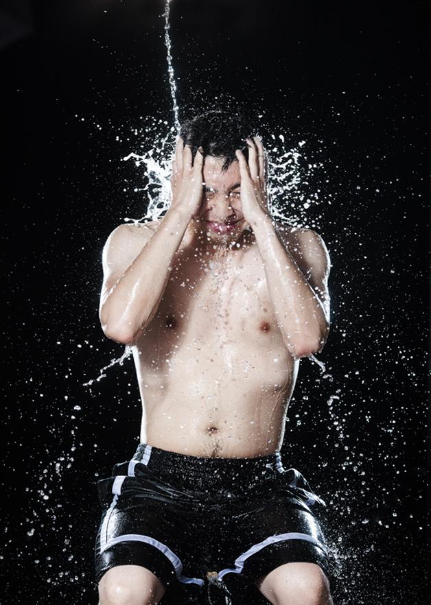 Splash  David Wile  April Maciborka 17