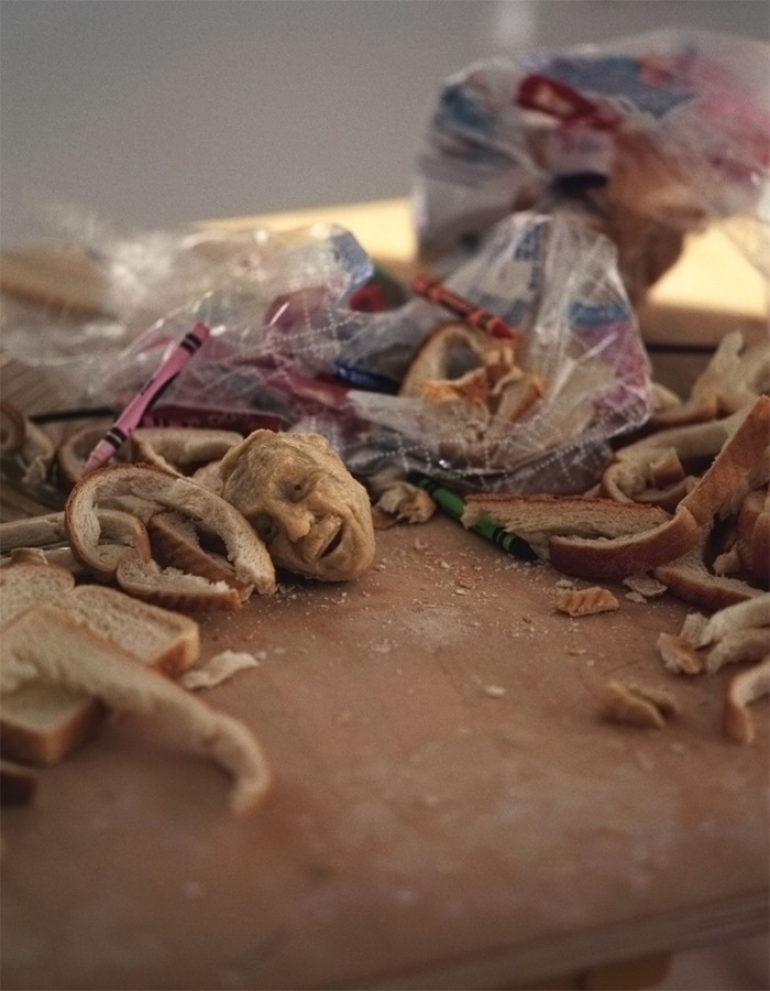 Tiny bread Sculptures Milena Korolczuk 3