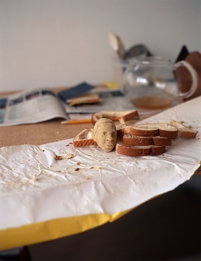 Tiny bread Sculptures Milena Korolczuk 5