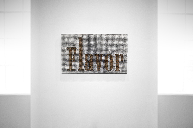 typography in Contemporary art camilo rojas 6