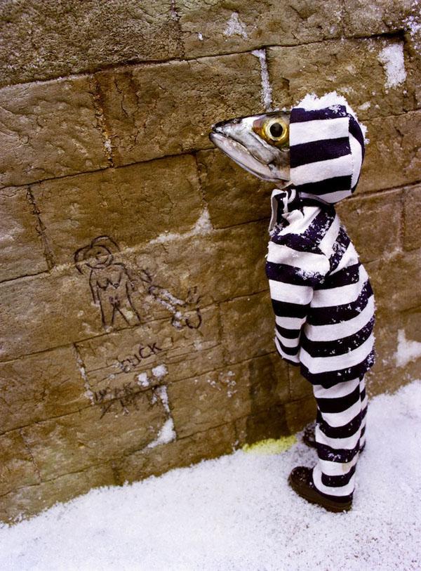 Fish Sculptures Anne Catherine Becker Echivard 10