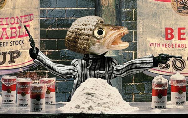 Fish Sculptures Anne Catherine Becker Echivard 12