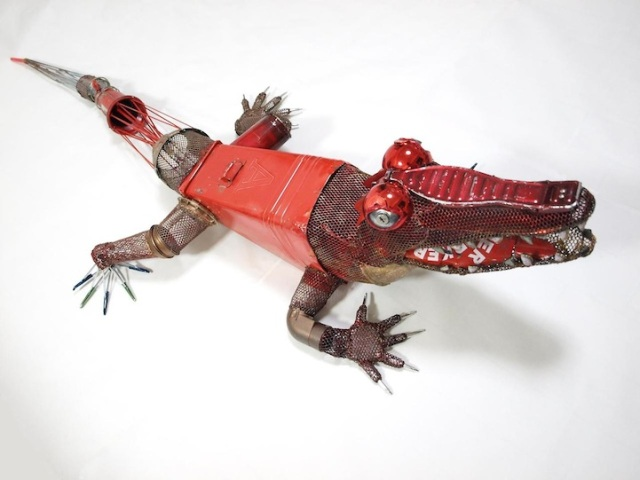 natsumi tomita Animal Sculptures 10
