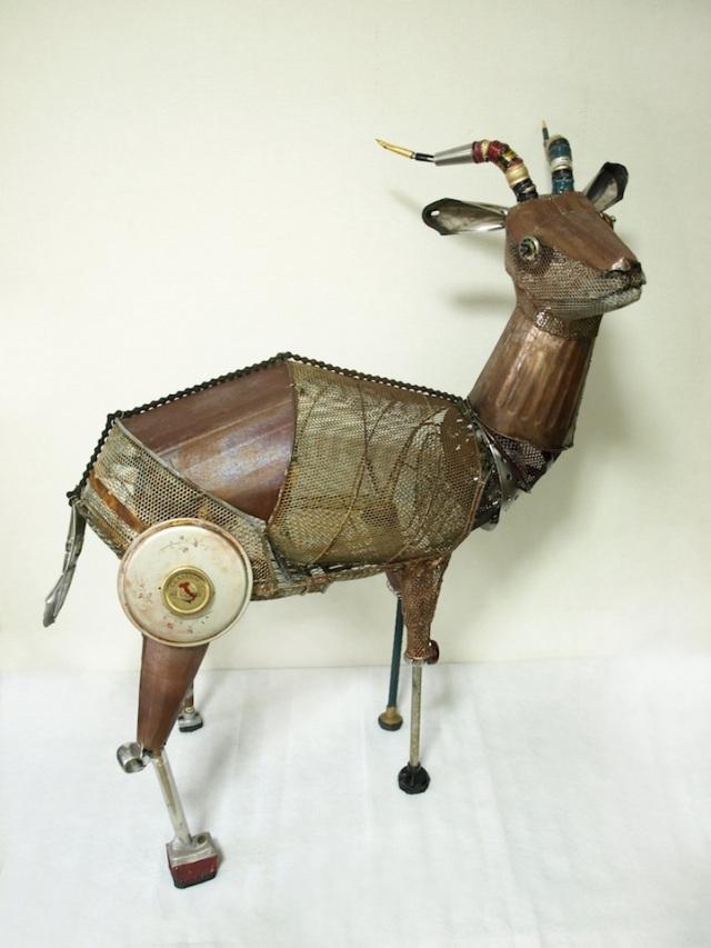 natsumi tomita Animal Sculptures 3