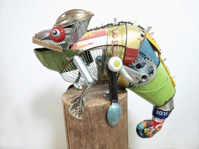 natsumi tomita Animal Sculptures 6