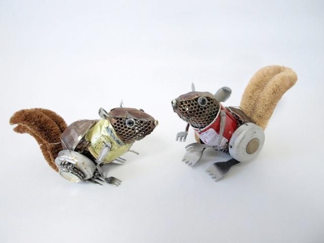 natsumi tomita Animal Sculptures 7