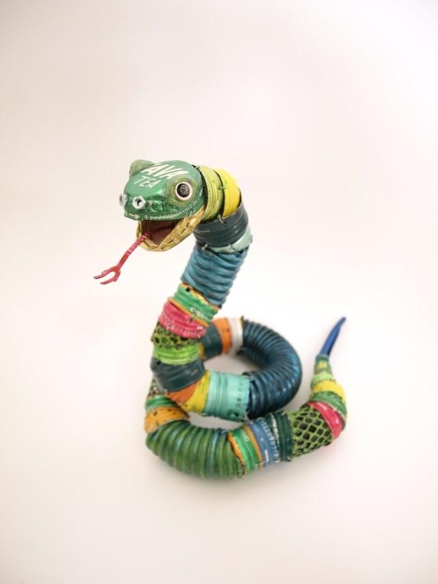 natsumi tomita Animal Sculptures 8