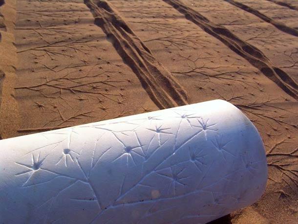 Ahmad Nadalian Sand Print 15