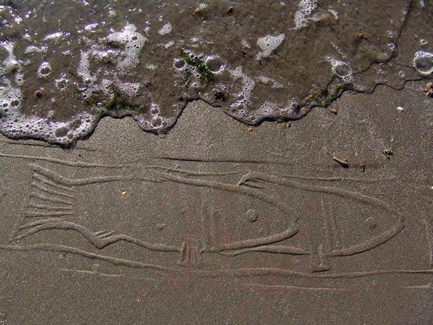 Ahmad Nadalian Sand Print 6