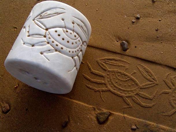 Ahmad Nadalian Sand Print 7