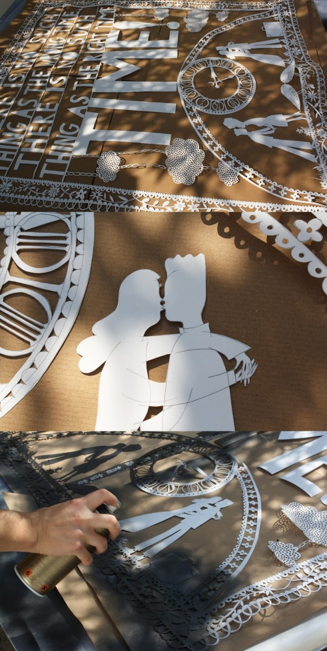 cut paper artworks Thomas Witte 5
