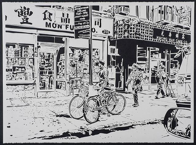 cut paper artworks Thomas Witte 6