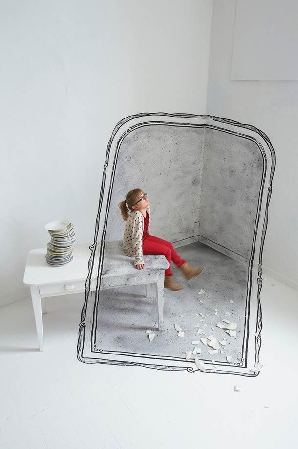 Ella-Pitr frame anamorphosis