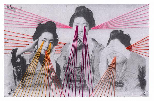 Embroidered photo Mana Morimoto 4