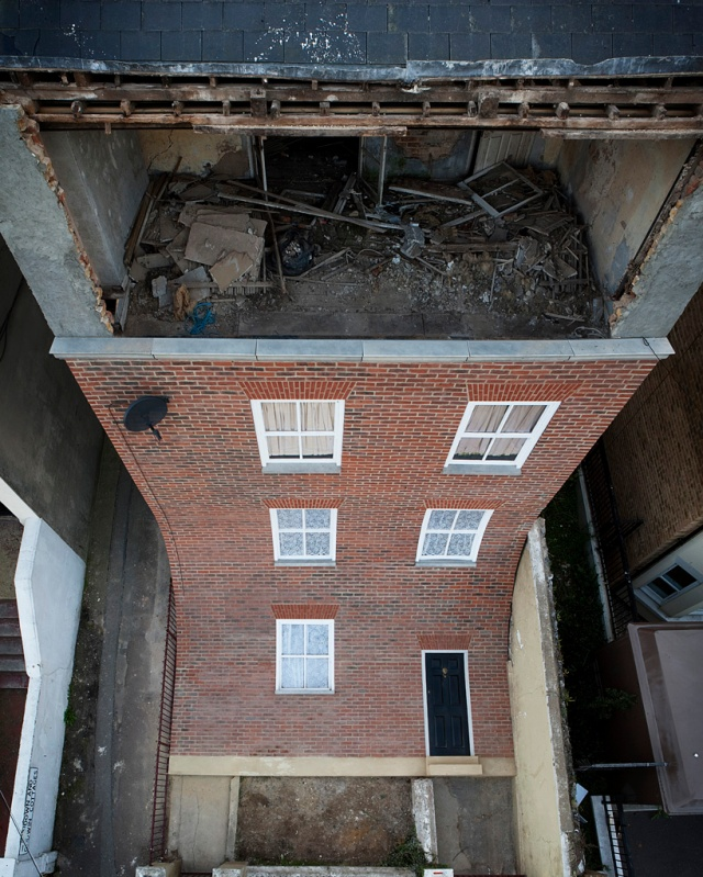from the knees of my nose to the belly of my toes alex chinneck 4