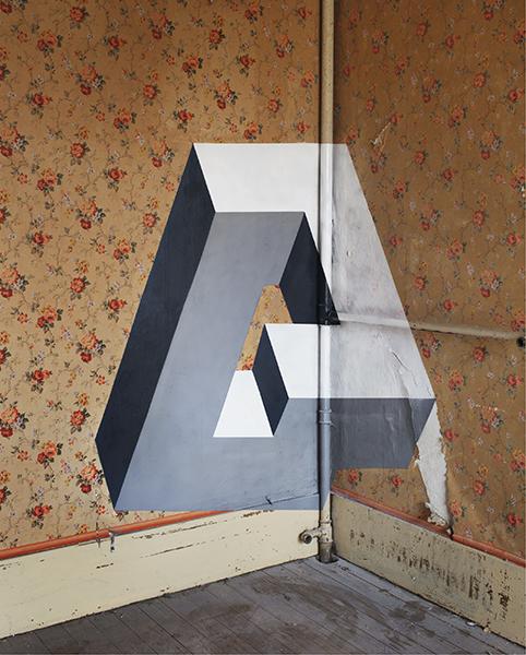 geometrie de l'impossible anamorphic illusion  fanette guilloud 2