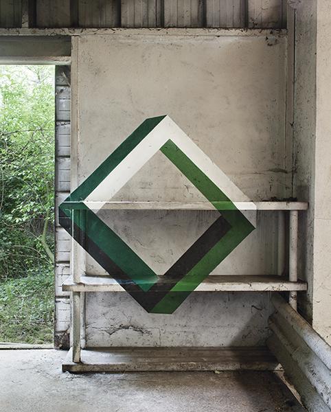 geometrie de l'impossible anamorphic illusion  fanette guilloud 3