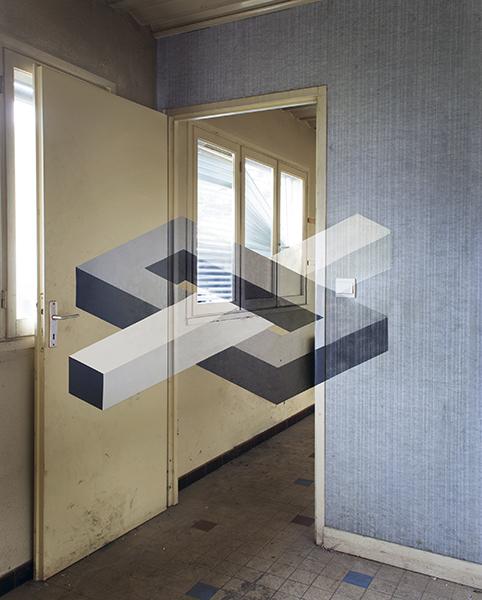 geometrie de l'impossible anamorphic illusion  fanette guilloud 4